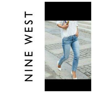 NINE WEST...🔥NWOT Women's White 3 inch Heels